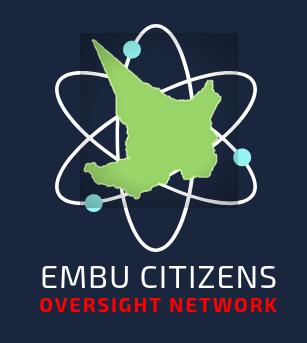 EMBU CITIZENS OVERSIGHT NETWORK